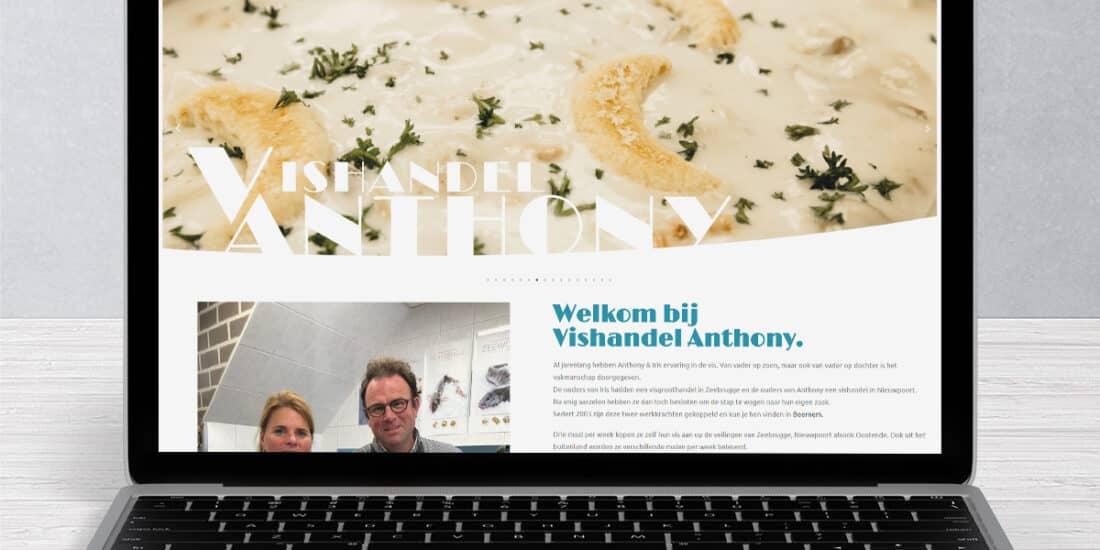 website vishandel anthony