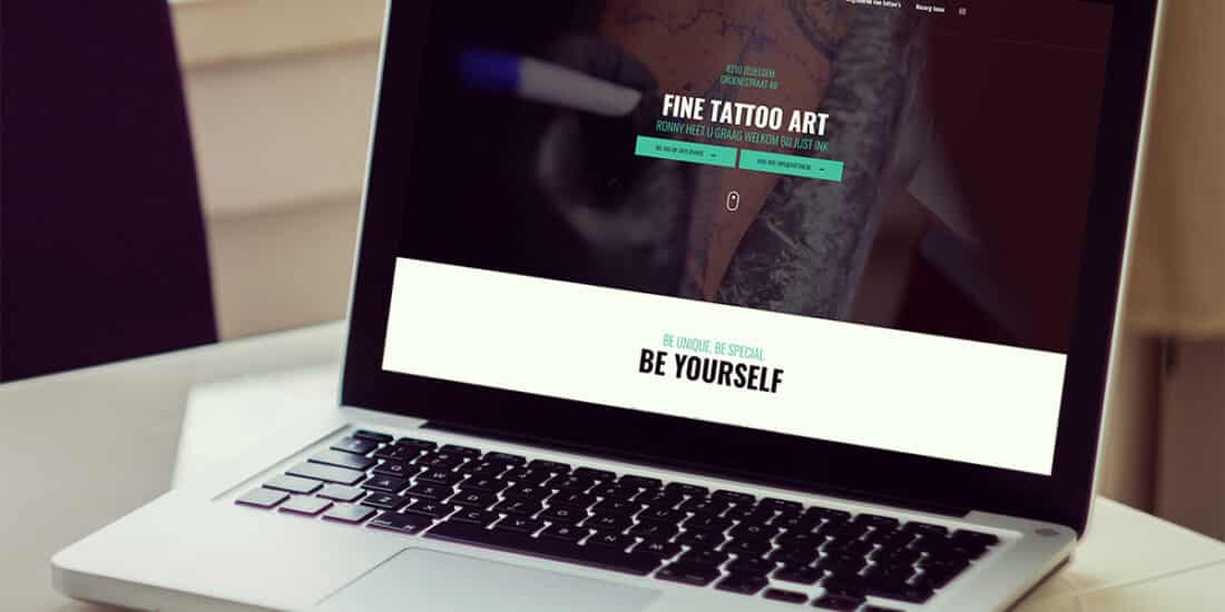 just ink tattoo website